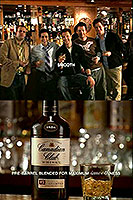 Canadian Club Whiskey - Breakup